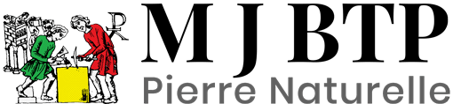 M J BTP Pierre Naturelle